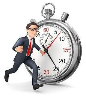 Optimize o seu tempo: Faça mais em menos tempo