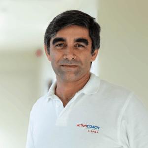 Coach Hugo Monteiro