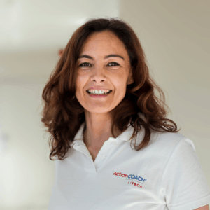 Coach Susana Bugalho